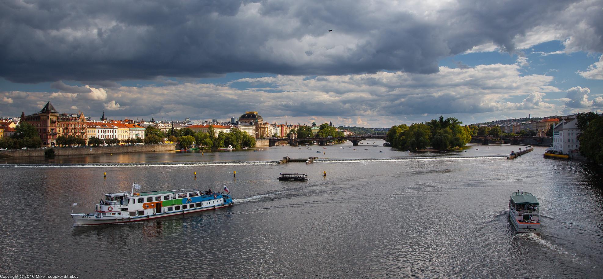 Prague - Vltava