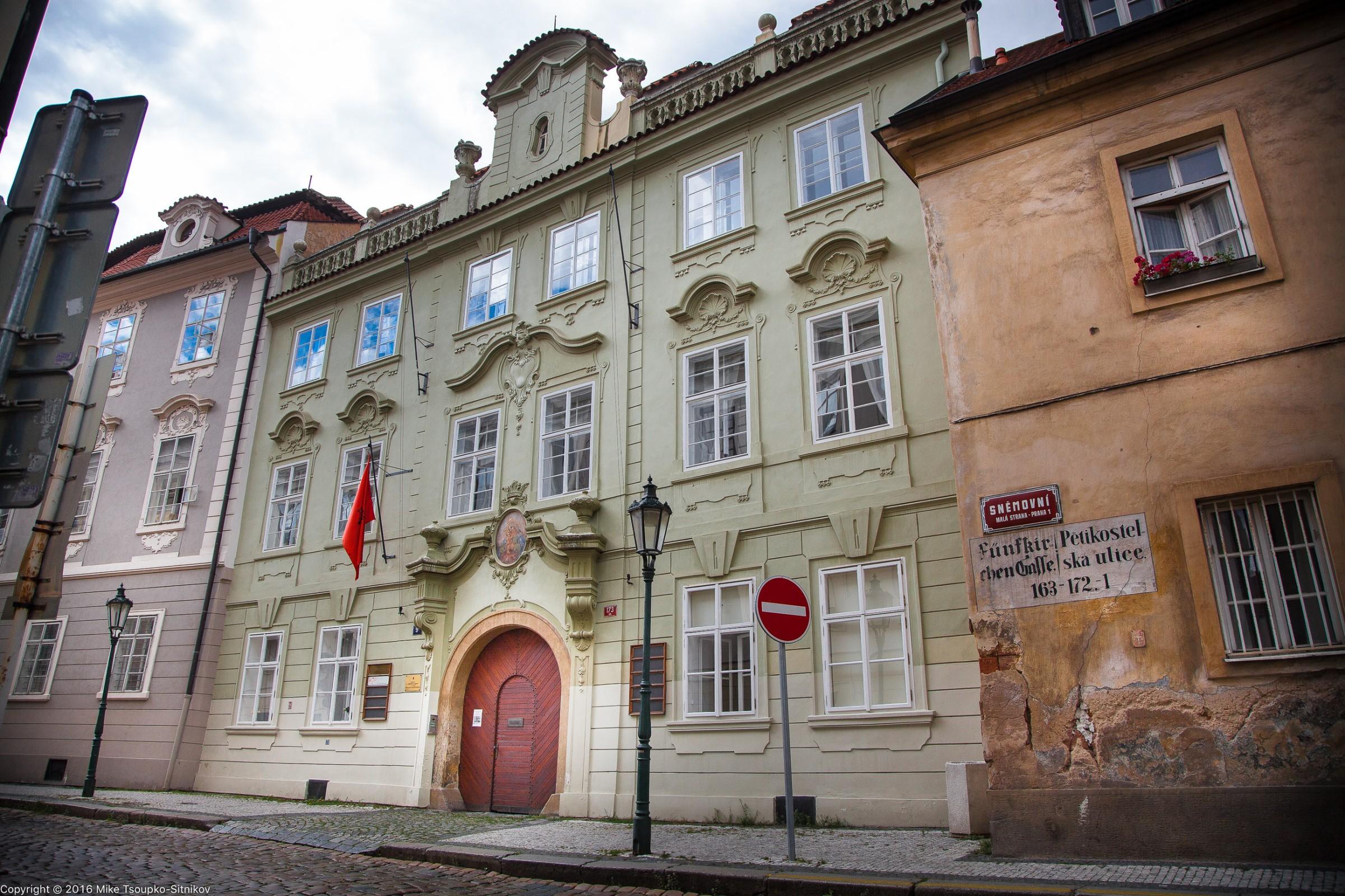 Prague - Mala? Strana