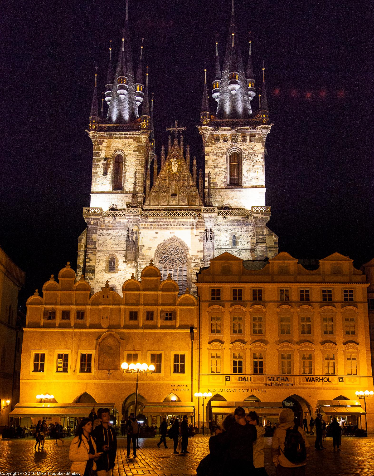 Prague - Staré Město