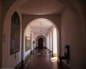 Cloister of San Francisco Art Institute