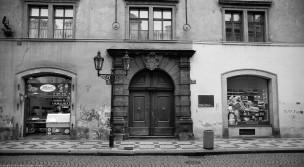 Prague. The Lesser Town.