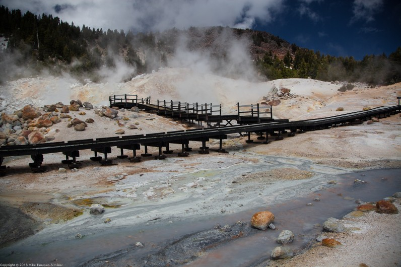 Bumpass Hell, Lassen Volcanic Park