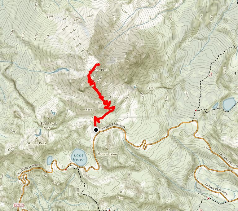 lassen-peak-hike