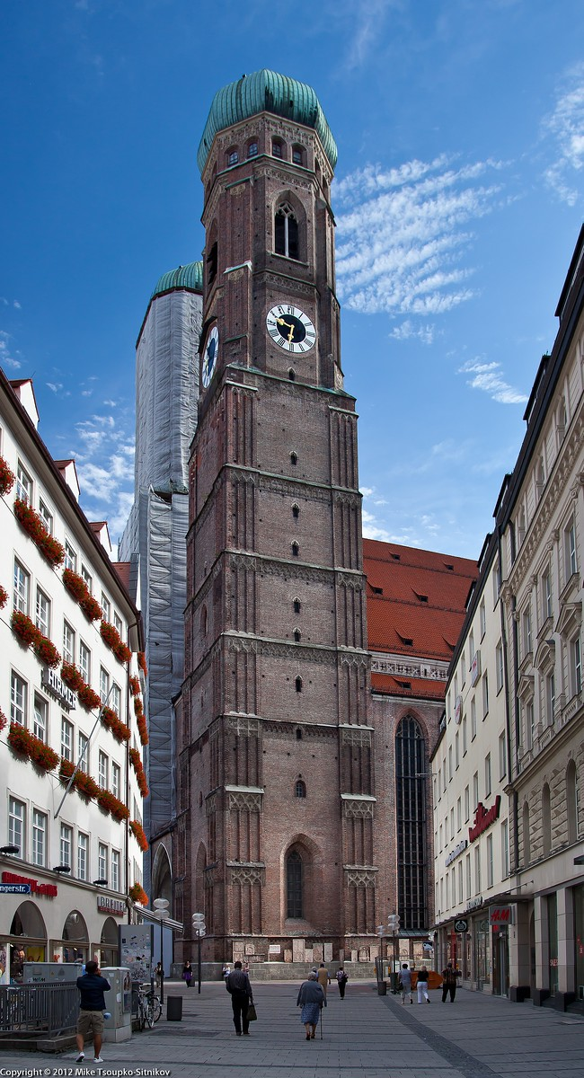 Munich. Frauenkirche
