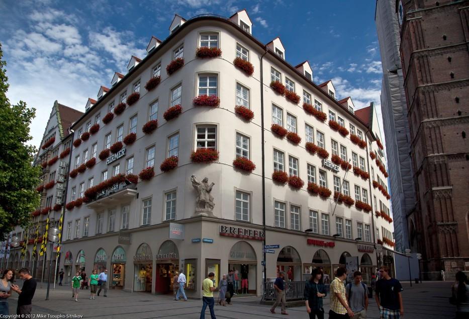 Stores at Kaufingerstraße