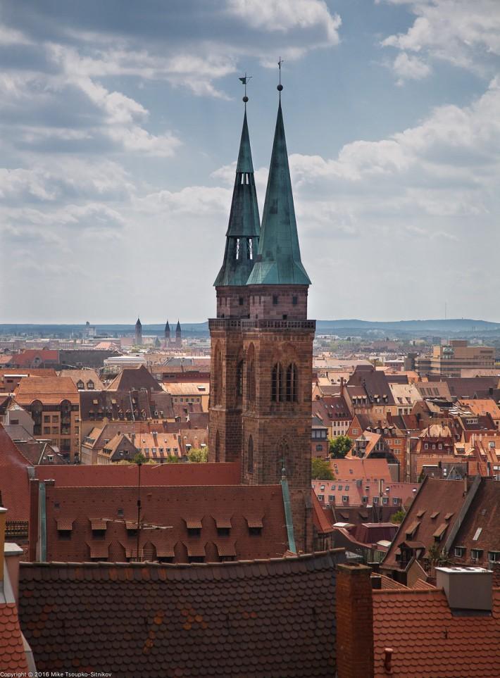 Nuremberg: Saint Sebaldus Church