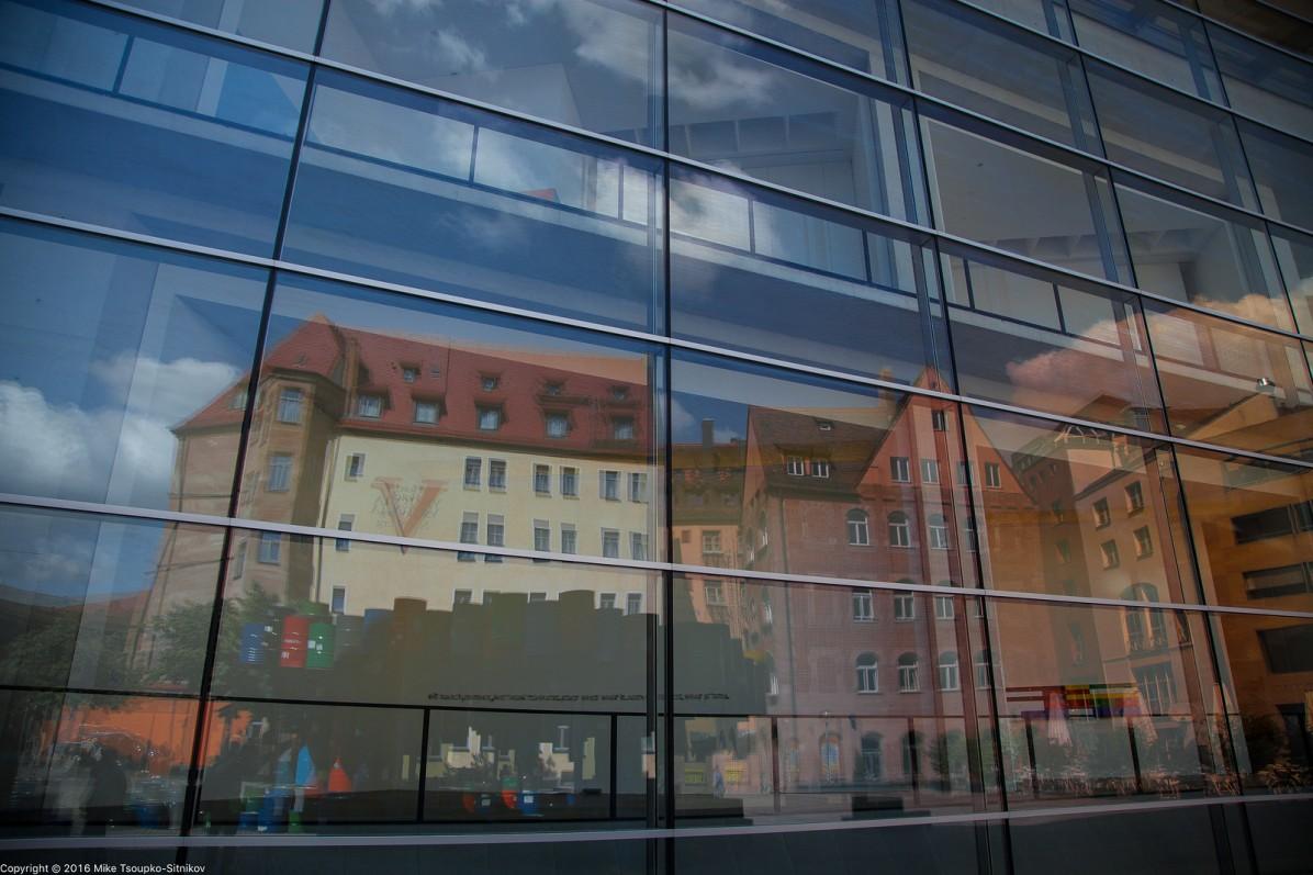 Nuremberg. The Museum of Modern Art