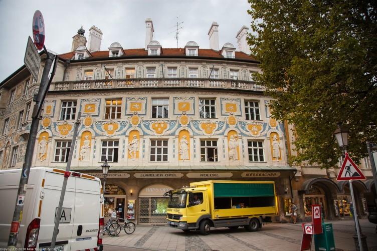 Munich. Sendlinger Strasse