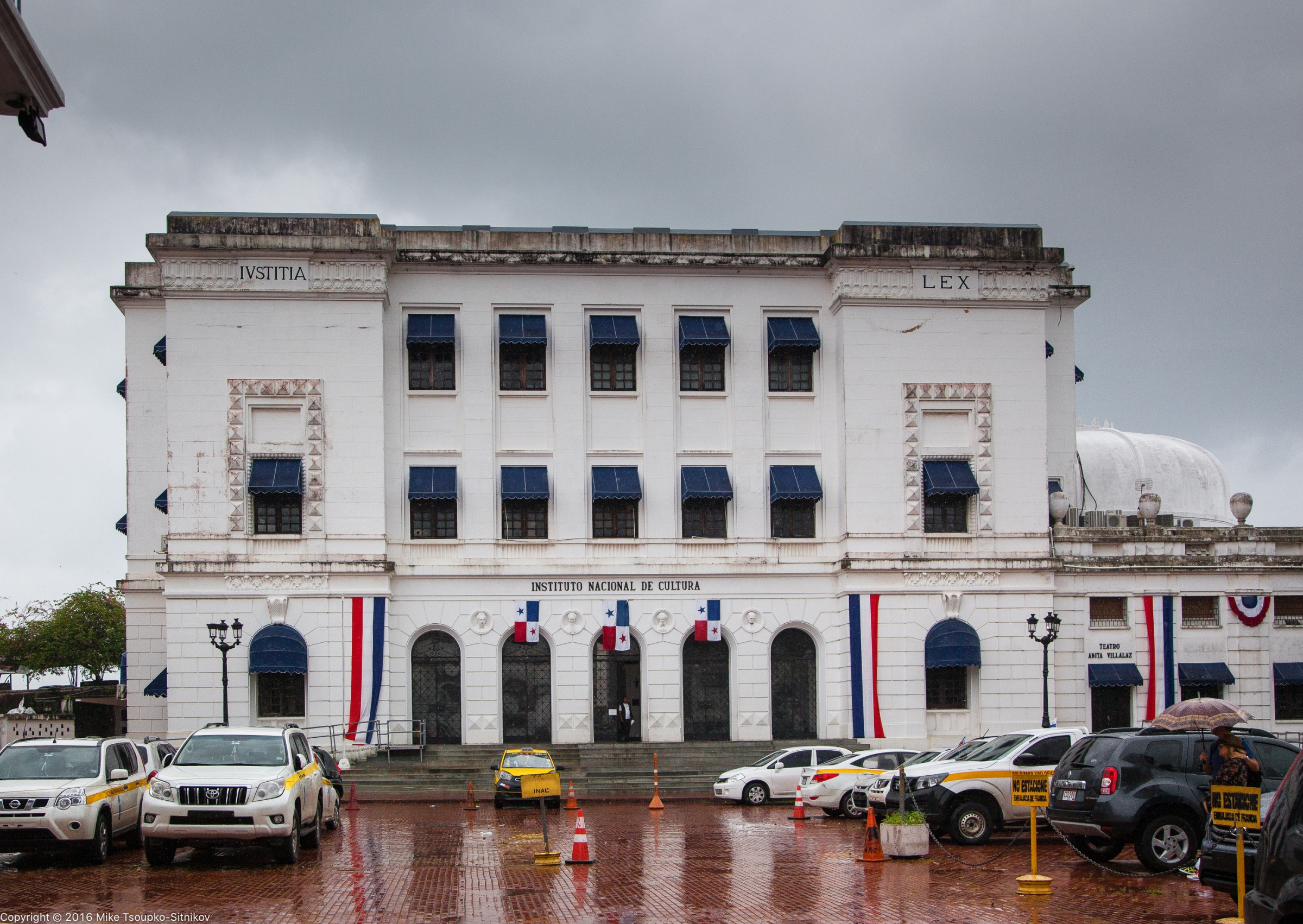 The National Institute of Culture, Panama City