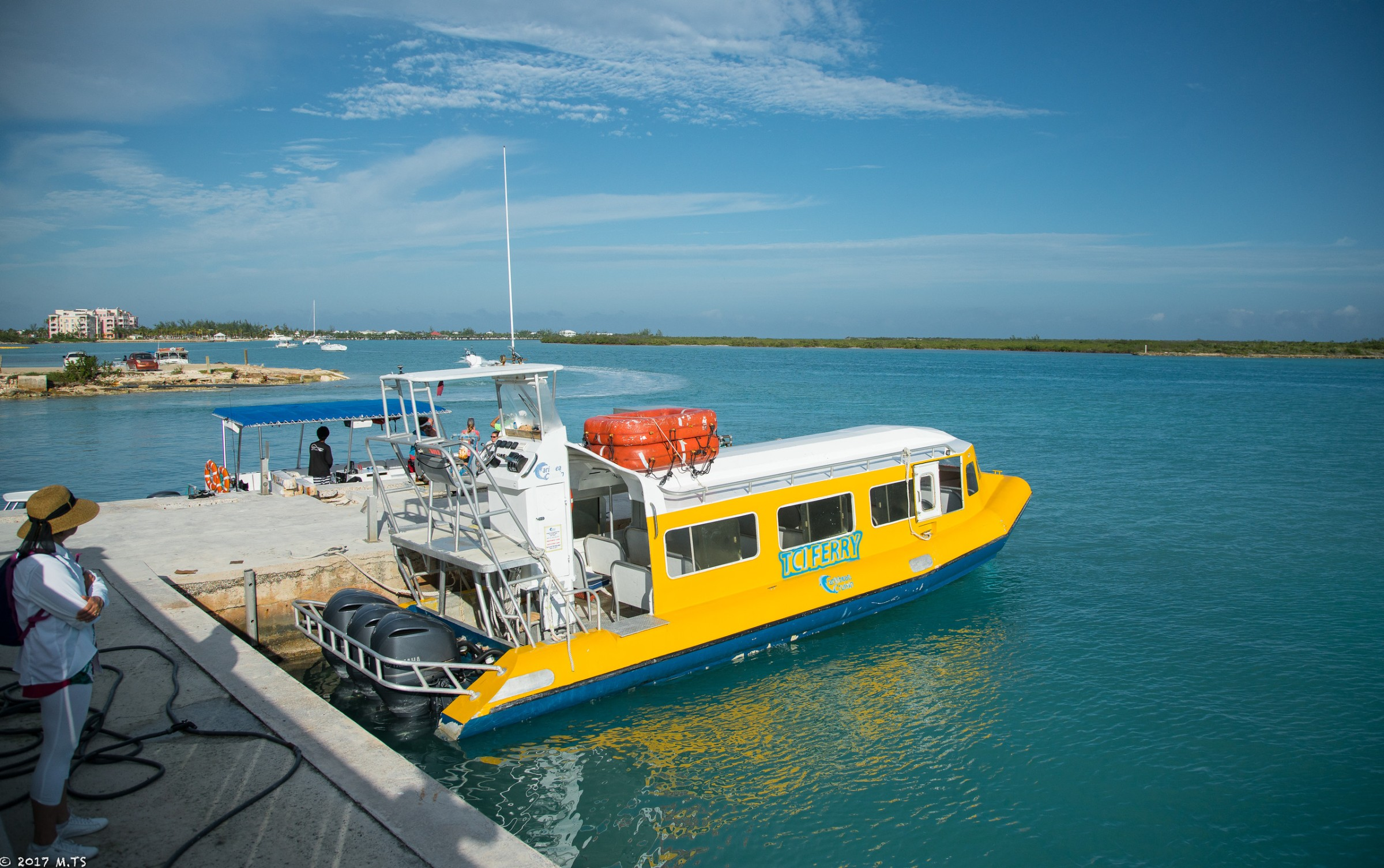 Turks and Caicos Ferry Pier, Turks and Caicos Islands