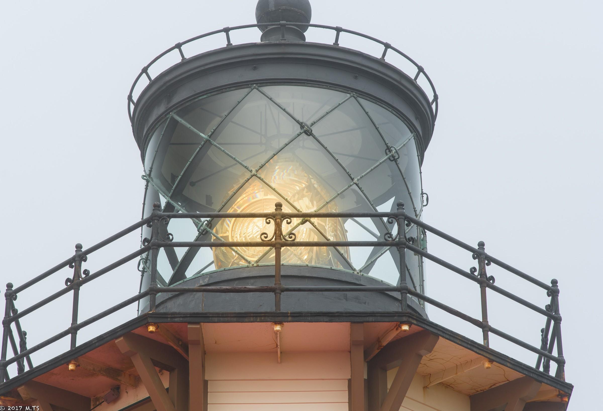 Point Cabrillo Light Station, Mendocino, CA