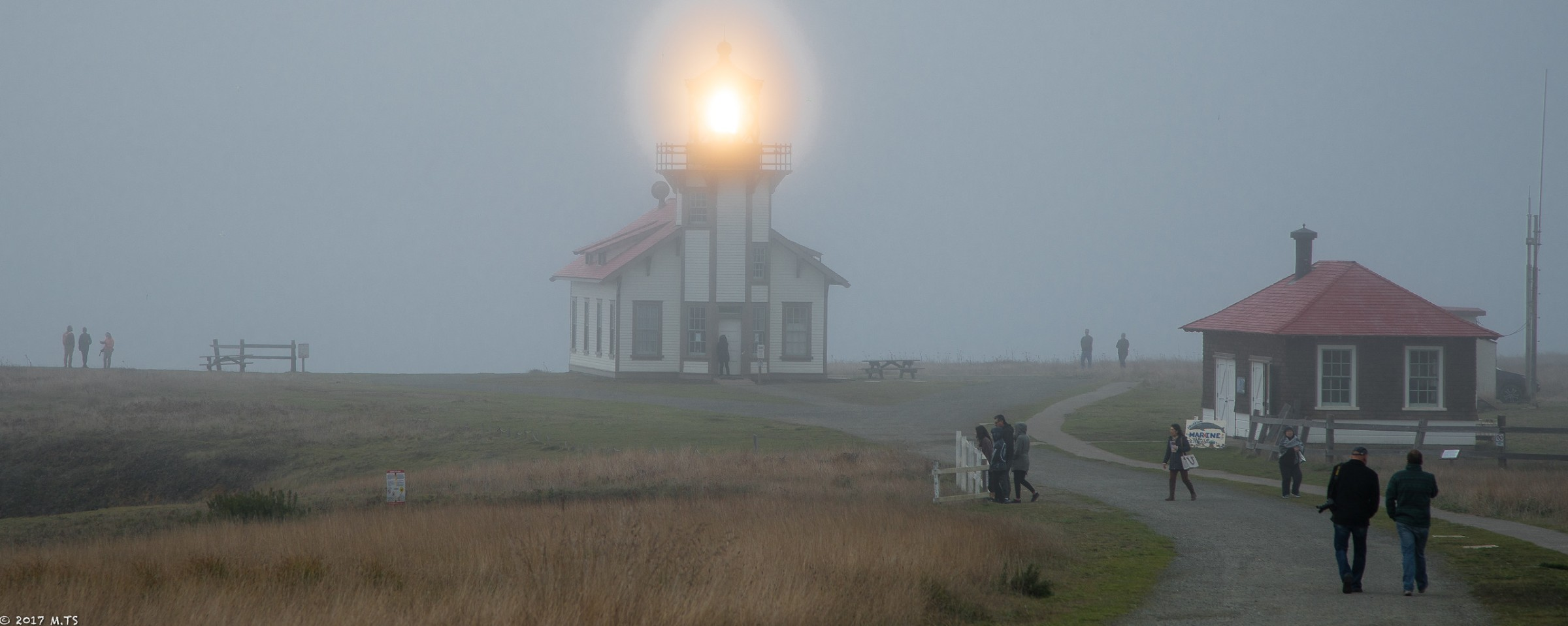 Point Cabrillo Light Station, Mendocino, CA